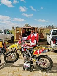 pro motocross racer chris ridgway i ride dirt rider magazine dirt rider