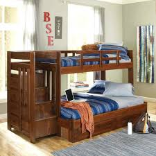 Discovery Bunk Bed Loft Furniture Stairway Bunk Beds With Staircase