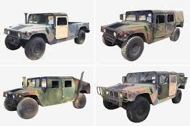 jeep humvee govplanet military humvees for under 5 000 hiconsumption