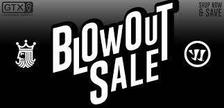 brine and warrior blowout sale u2013 gtx lacrosse