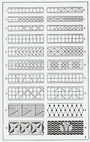 134 best zentangle pattern gallery step by step images on
