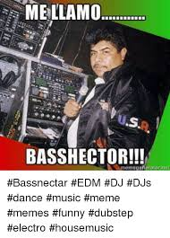 House Music Memes - mellamo usa basshector memegeneratornet bassnectar edm dj djs