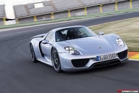 porsche 918 front road test 2014 porsche 918 spyder review