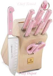 pink kitchen knives white knives knives mundial knife set block mundial cutlery