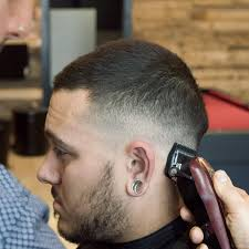 mens haircuts and how to cut them the club barbering the richmond barber shop