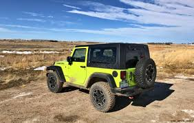 jeep rubicon 2017 2017 jeep wrangler rubicon hard rock review by tim esterdahl