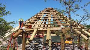 custom log u0026 timber projects at the omaha zoo