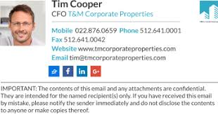 email signature examples u0026 free email signature templates