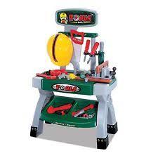 Childrens Work Benches Childrens Tool Set Ebay