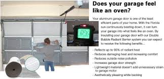 Parts Of Garage Door by The Solar Guys Attic U0026 Garage Insulation Products