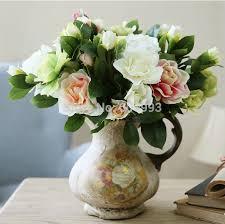 Flower Delivery Free Shipping Aliexpress Com Buy 10pcs Artificial Silk Gardenia Faux Cape