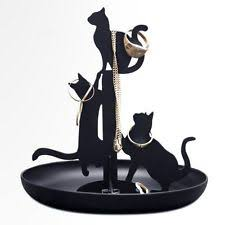 art deco cat ring holder images Cat ring holder ebay jpg