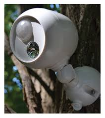 battery powered outdoor lights mr beams spotlight