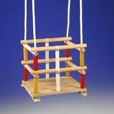 siege balancoire b balancoire en bois en vente ebay