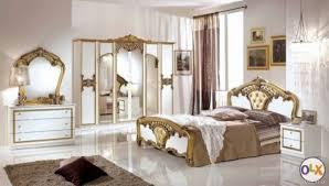 Schlafzimmer Komplett Nussbaum Schlafzimmer Komplett Weiss Silber Oder Weiss Gold Farbig Basel