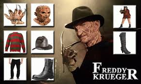 Halloween Freddy Krueger Costume Freddy Krueger Halloween Costume Scary Guide Future