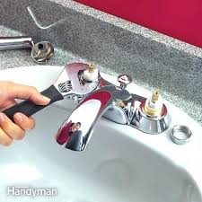 bathroom sink faucet replacement u2013 cutme me