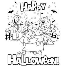 fun halloween coloring pages u2013 fun christmas