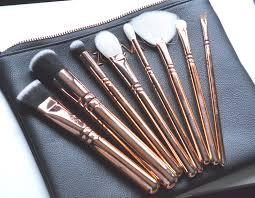 zoeva rose golden luxury set vol 3 lindas sminkblogg makeup