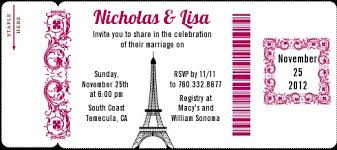 boarding pass invitations bridal shower invitation candles favors