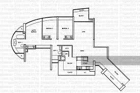 the inspira floor plan the inspira 11 arnasalam chetty road 3 bedrooms 1215 sqft