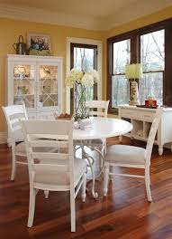 Klaussner Dining Room Furniture Carolina Preserves By Klaussner Sea Beachcomber White