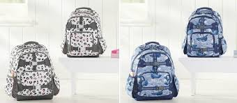 Pottery Barn Mackenzie Backpack Review Pottery Barn Kids Backpacks As Low As 15 75 Shipped Regularly