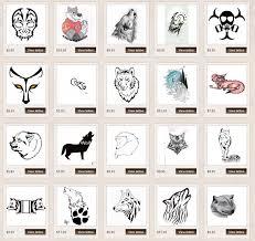 wolf tattoo behind ear wolf tattoo meanings itattoodesigns com