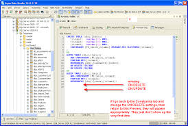 sql server create table primary key 10668 visual editor create table making primary keys and