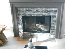 fireplace bright best tile for fireplace for living space tile