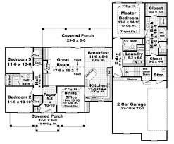 split floor house plans 3 bedrm 1900 sq ft ranch house plan 141 1072