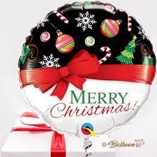 send a balloon in a box send a balloon gift christmas helium balloons holidays balloon