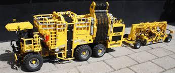 lego technic logo moc ropa eurotiger 8v 4 xl sugarbeet harvester page 2 lego