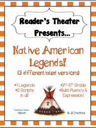 reader s theater 4 american legends plays for 3rd 4th