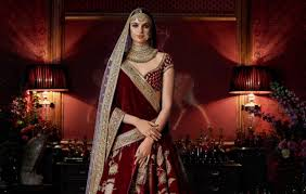 bridal wear indian bridal wear trends of 2016 indian fashion