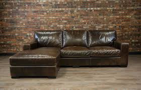 Brown Leather Chesterfield Sofa by Deep Chesterfield Sofa Hmmi Us