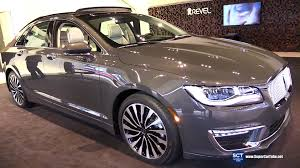 lincoln supercar 2017 lincoln mkz 3 0t awd exterior and interior walkaround