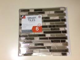 Best  Vinyl Tile Backsplash Ideas On Pinterest Easy Kitchen - Vinyl tile backsplash