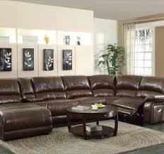Martino Leather Sectional Sofa Martino Leather Sofa Reviews Sofa Ideas