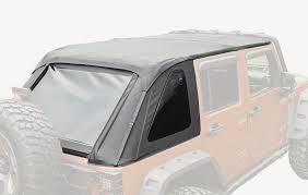 07 jeep wrangler top rugged ridge 13750 38 bowless top black 07 16 jeep
