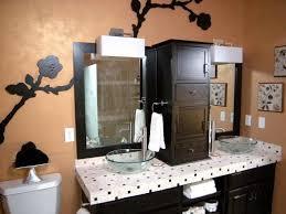 ideas bathrooms cabinets with regard to trendy bathroom