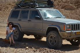 cherokee jeep xj how do you water storage resevoir on vehicle