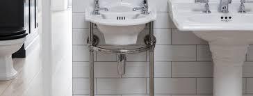 Powder Room Basins Perrin U0026 Rowe Edwardian Powder Room Basin In Residence Archipro