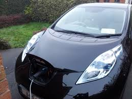 nissan leaf charge time nissan leaf diary selfficiency