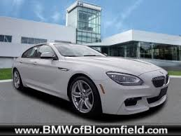 bmw of bloomfield 6 series for sale in bloomfield nj bmw of bloomfield
