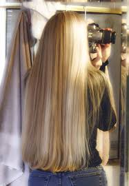 how to cut hair straight across in back hair
