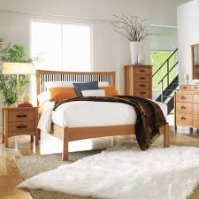 Mission  Craftsman Style Furniture Vermont Woods Studios - Arts and craft bedroom furniture