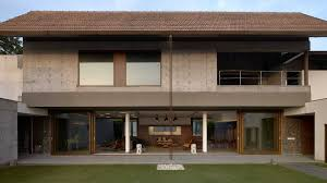 Home Architecture Design India Pictures Exposed Concrete Homes That Redefine Luxury Ad India