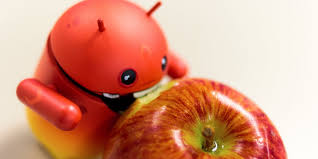 difference between iphone and android difference between android and iphone business insider