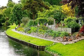 New Zealand Botanical Gardens Christchurch Botanical Gardens Curator S House Café And Restaurant